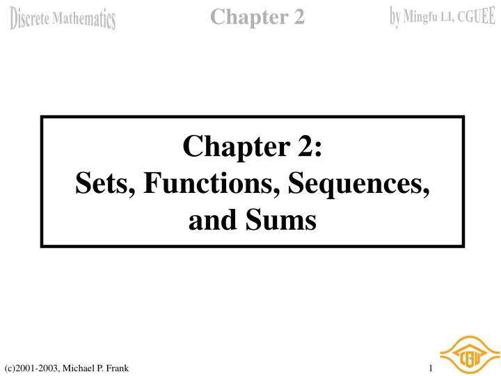 chapter 2 sets functions sequences and sums n.