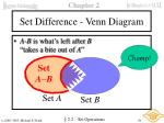 set difference venn diagram