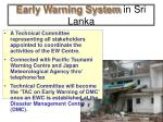 early warning system in sri lanka3