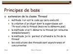 principes de base1