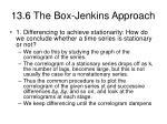 13 6 the box jenkins approach39
