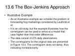 13 6 the box jenkins approach43