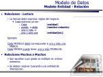 modelo de datos modelo entidad relaci n22