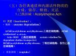 1 acetylcholine ach17