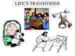 life s transitions