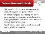 document management in ontario10