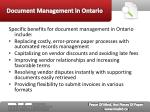 document management in ontario11