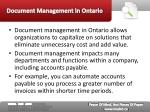 document management in ontario2