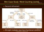 mini case study word counting contd12