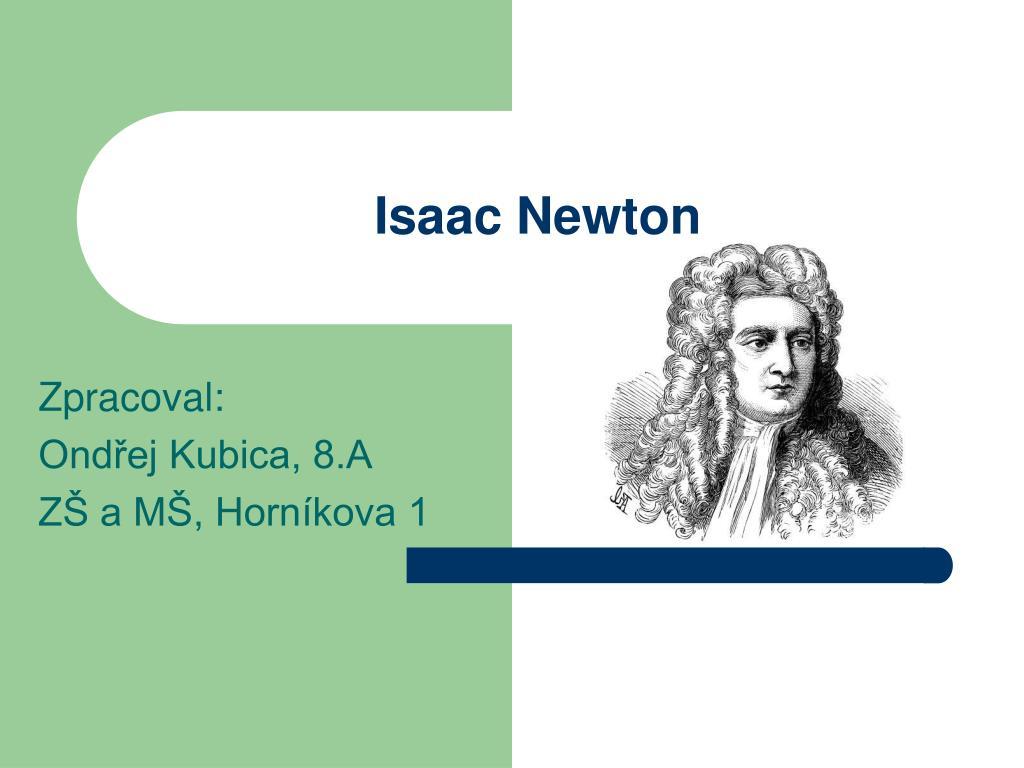 isaac newton l.