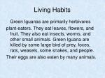 living habits77