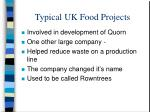 typical uk food projects7