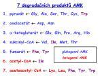 7 degrada n ch produkt amk