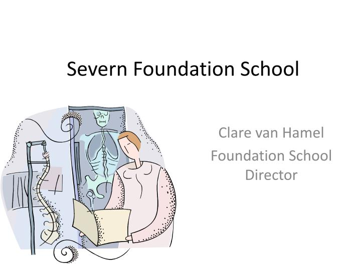 severn foundation school n.