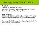 reading library gen slc 153 4