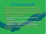 diversion benefits