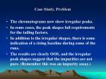 case study problem