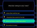 what does setting of a story mean43