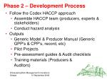 phase 2 development process