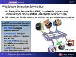 websphere enterprise service bus