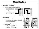 maze routing5