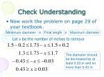 check understanding18