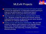 mlexai projects1