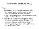 solution to problem 3 2