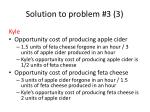 solution to problem 3 3