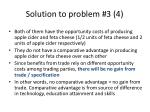 solution to problem 3 4