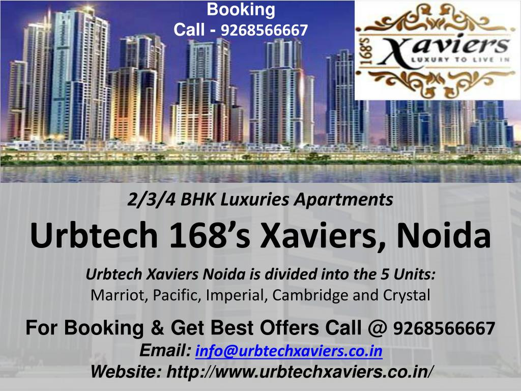 2 3 4 bhk luxuries apartments urbtech 168 s xaviers noida l.