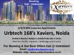 2 3 4 bhk luxuries apartments urbtech 168 s xaviers noida