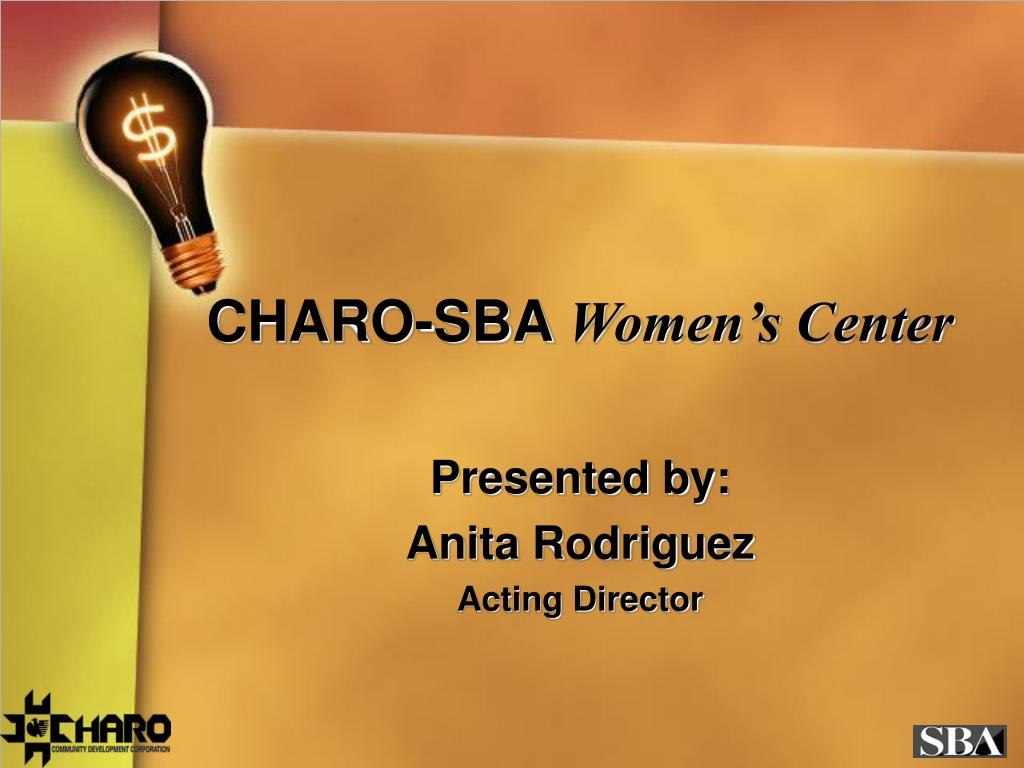charo sba women s center l.