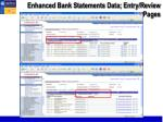 enhanced bank statements data entry review pages39