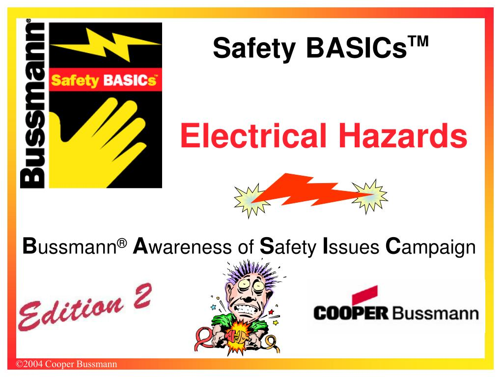 electrical hazards l.