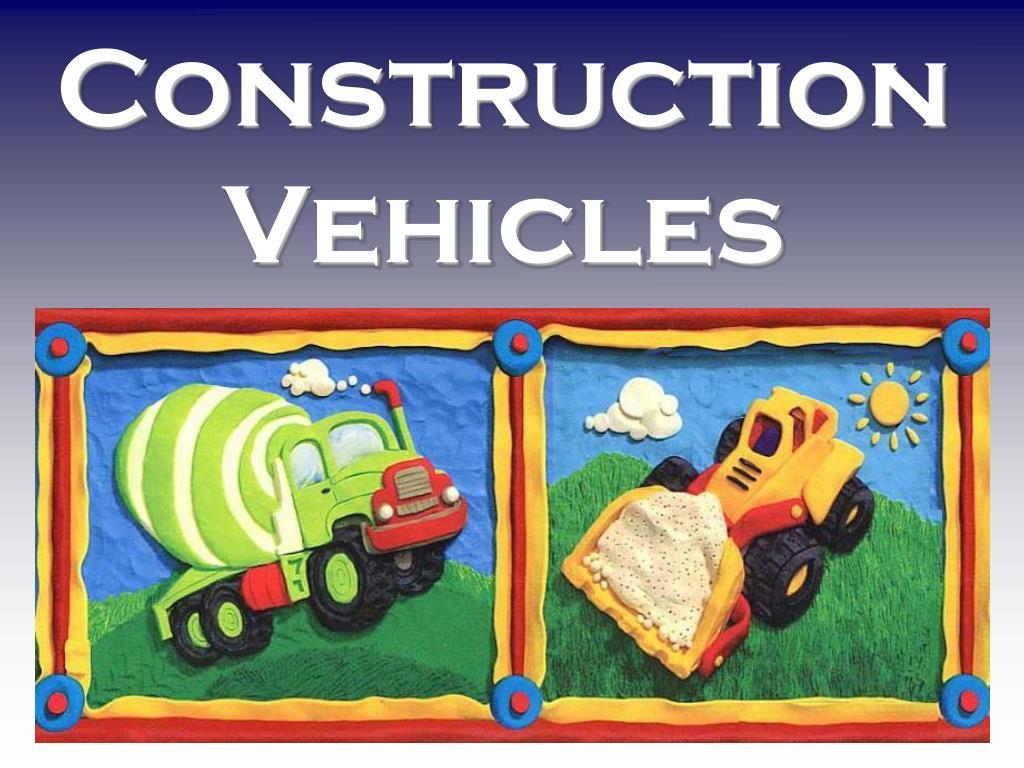 construction vehicles l.