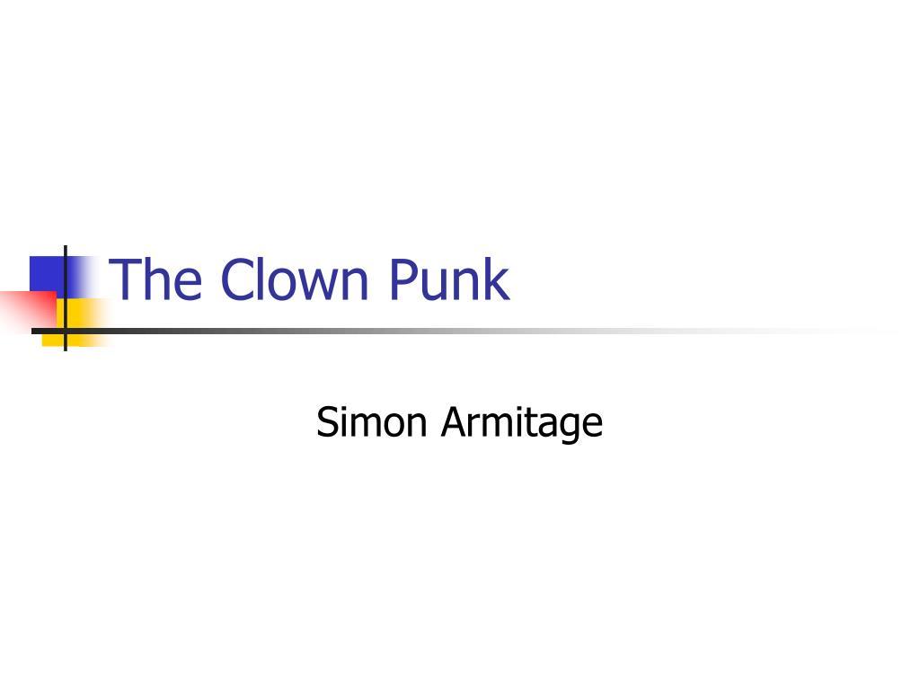 the clown punk l.