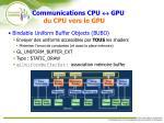 communications cpu gpu du cpu vers le gpu37