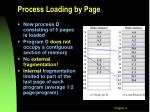 process loading by page