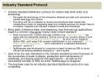 industry standard protocol