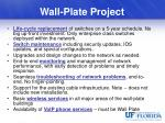 wall plate project4