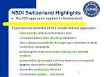 nsdi switzerland highlights1