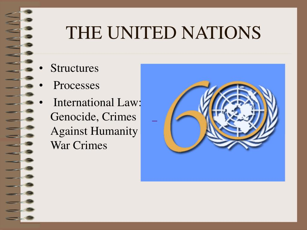the united nations l.