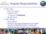 hospital responsibilities24