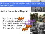 settling international disputes