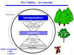 the 7 habits an overview