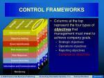 control frameworks20