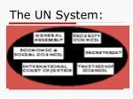 the un system