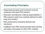 concluding principles19