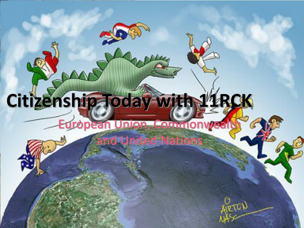 citizenship today with 11rck l.